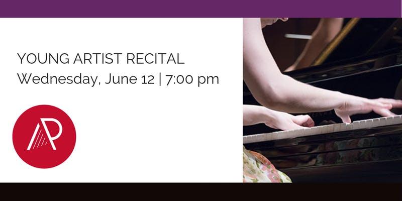 Art of the Piano 2019 | Young Artist Recital | June 12
